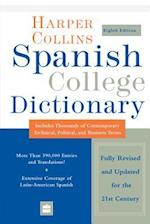 Harper Collins Spanish College Dictionary