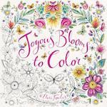 Joyous Blooms to Color af Eleri Fowler