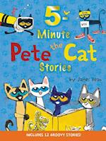 5-Minute Pete the Cat Stories (Pete the Cat)