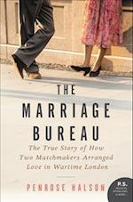 The Marriage Bureau af Penrose Halson