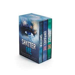 Bog, paperback Shatter Me / Unravel Me / Ignite Me af Tahereh Mafi