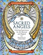 Sacred Angels (Coloring Books for the Soul)