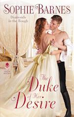 Duke of Her Desire (Diamonds in the Rough)
