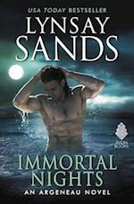Immortal Nights (Argeneau Novels)