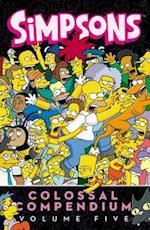 Simpsons Comics Colossal Compendium 5 (Simpsons Comics Colossal Compendium)