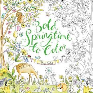 Bog, paperback Bold Springtime to Color af Eleri Fowler