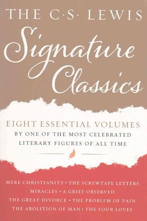 Bog, paperback The C. S. Lewis Signature Classics af C. S. Lewis