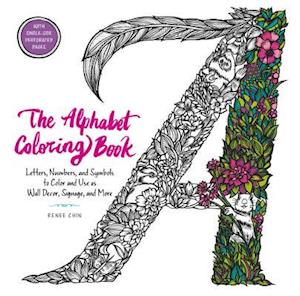 The Alphabet Coloring Book
