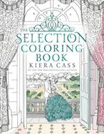 The Selection Coloring Book af Kiera Cass
