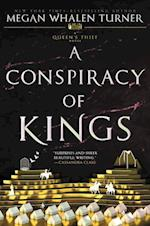 A Conspiracy of Kings (Queens Thief)