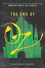 The End of Oz af Danielle Paige