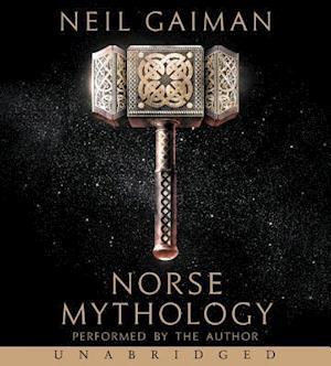 Lydbog, CD Norse Mythology af Neil Gaiman