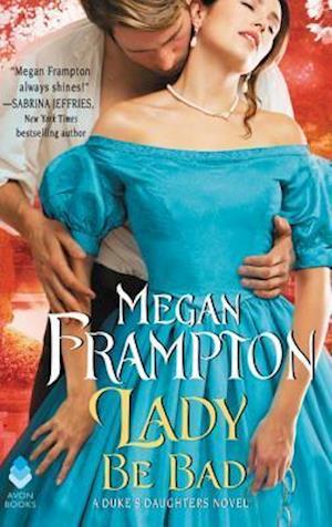 Bog, paperback Lady be Bad af Megan Frampton