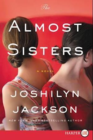 Bog, paperback The Almost Sisters af Joshilyn Jackson