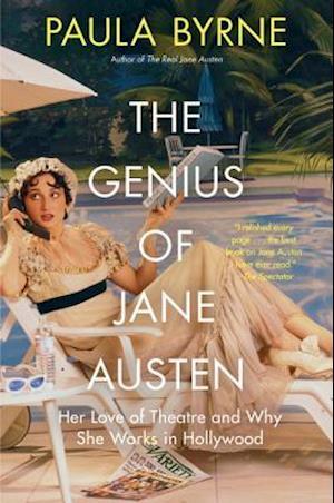 Bog, paperback The Genius of Jane Austen af Paula Byrne
