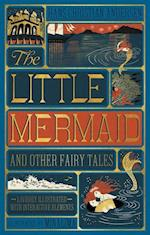 Little Mermaid and Other Fairy Tales, The (Illustrated with Interactive Elements af Hans Christian Andersen