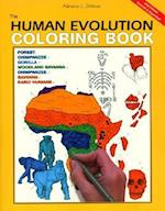 The Human Evolution Coloring Book (HarperCollins Coloring Books Not Childrens)