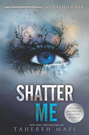 Bog, hardback Shatter Me af Tahereh Mafi