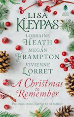 Christmas to Remember af Lisa Kleypas, Megan Frampton, Vivienne Lorret