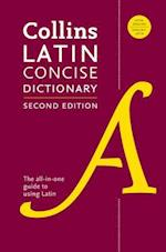 Collins Latin Concise Dictionary & Grammar (Harpercollins Concise Dictionaries)