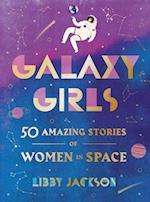 Galaxy Girls af Libby Jackson