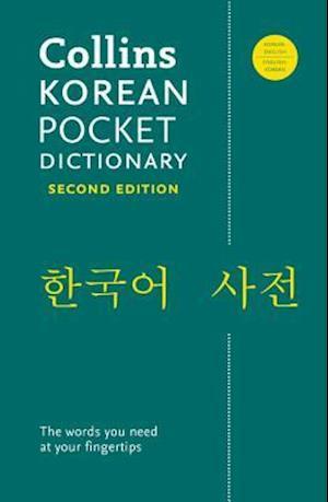 Collins Korean Pocket Dictionary, 2nd Edition