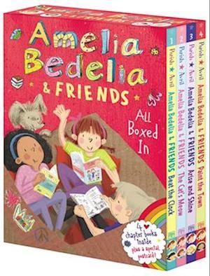 Amelia Bedelia & Friends Chapter Book Boxed Set #1