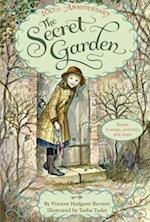 The Secret Garden af Tasha Tudor, Frances Hodgson Burnett