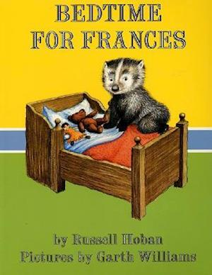 Bog, paperback Bedtime for Frances af Garth Williams, Russell Hoban