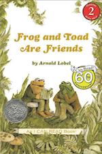 Frog and Toad Are Friends af Arnold Lobel