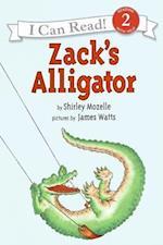 Zack's Alligator af James Watt