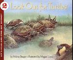 Look Out for Turtles! af Melvin Berger