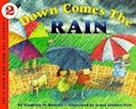 Down Comes the Rain (Lets Read And Find Out Science Paperback)
