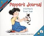 Pepper's Journal (Mathstart)