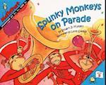 Spunky Monkeys on Parade (Mathstart)