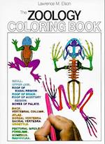Zoology Coloring Book (HarperCollins Coloring Books Not Childrens)