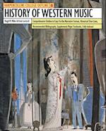 HarperCollins College Outline History of Western Music (Harpercollins College Outline)