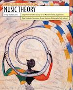 HarperCollins College Outline Music Theory (Harpercollins College Outline)