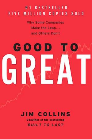 Bog, hardback Good to Great af James C Collins