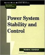 Power System Stability and Control (EPRI Power System Engineering S)
