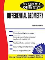Schaum's Outline of Differential Geometry (Schaum's Outline Series)