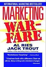 Marketing Warfare Pb af Jack Trout, Al Ries