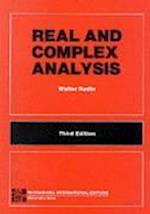 REAL & COMPLEX ANALYSIS 3E (5P) (Int'l Ed) (McGraw-Hill International Editions: Mathematics Series, nr. 5)