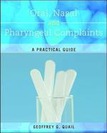 Oral, Nasal and Pharyngeal Complaints (Australia Healthcare Medical Medical)