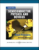 Semiconductor Physics And Devices (Int'l Ed) (Asia Higher Education EngineeringComputer Science Electrical Engineering)