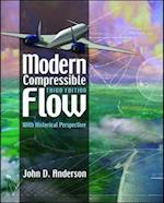 Modern Compressible Flow af John David Anderson