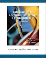 Introduction to Chemical Engineering Thermodynamics (Int'l Ed) (College Ie Reprints)