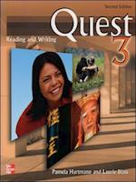 QUEST: READING AND WRITING STUDENT BOOK 3 (The Quest)