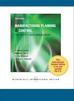 Manufacturing Planning and Control for Supply Chain Management (College Ie Overruns)