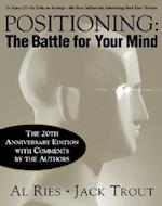 Positioning: The Battle for Your Mind, 20th Anniversary Edition (MarketingSalesAdvertising Promotion)